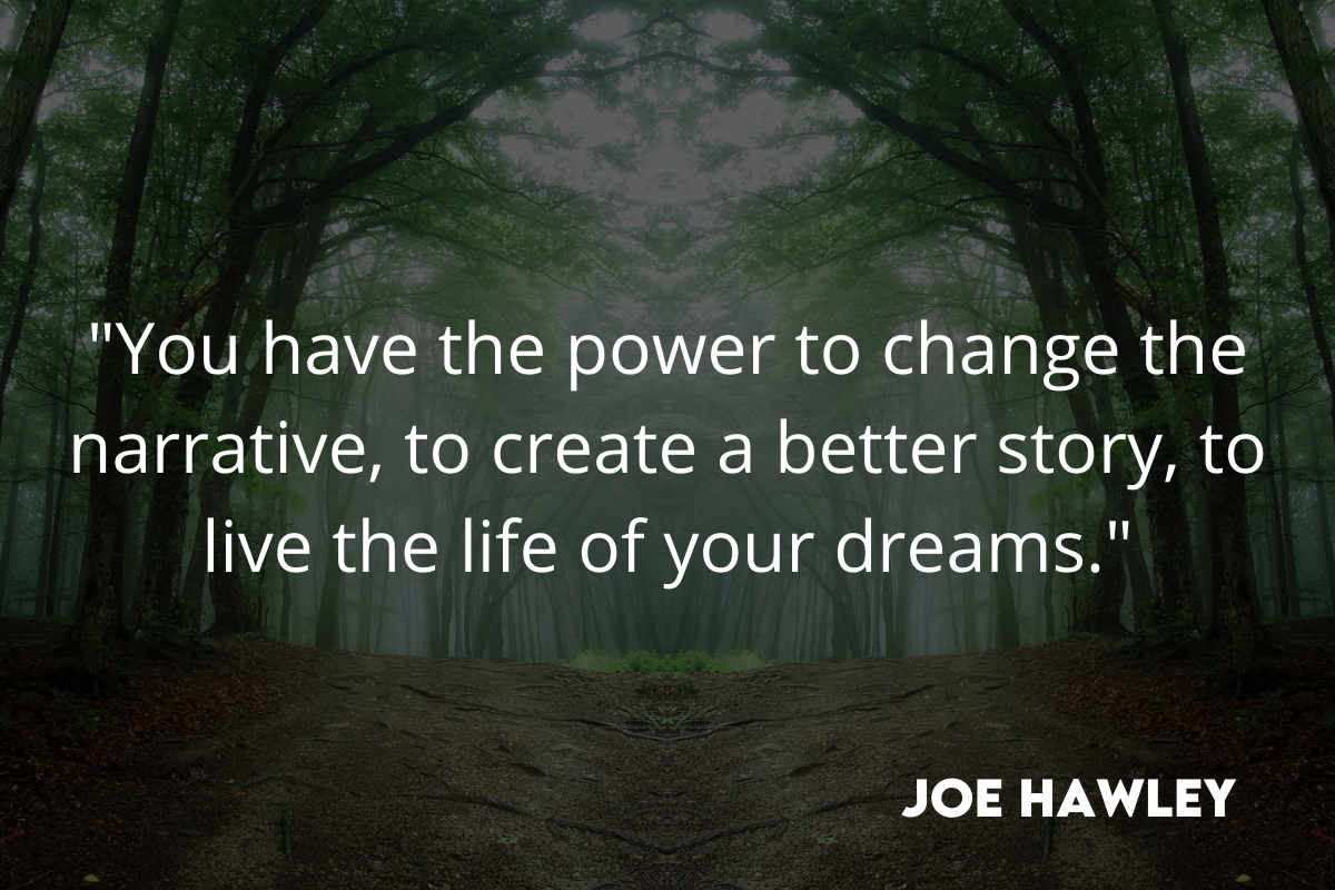 Joe Hawley founder of The Hart Collective quote