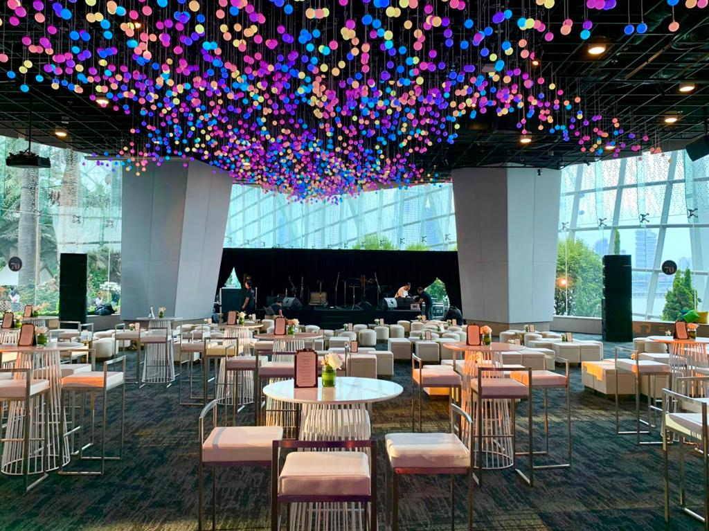 dinner and dance, av production, audio visual lighting, event company singapore, event production, event solutions, stage