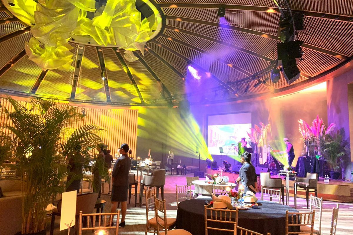 dinner and dance, av production, audio visual lighting, event company singapore, event production, event solutions, stage, music backline, led wall