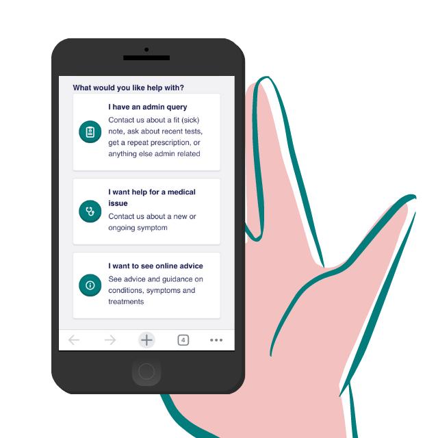 online messaging service