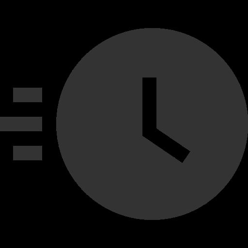 Fast process icon.