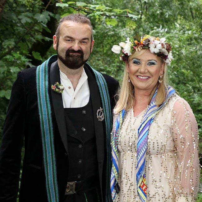Keith & Lorraine McCarthy