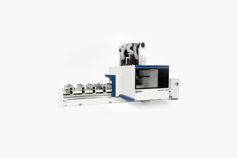 CNC Fräse Morbidelli Author M600