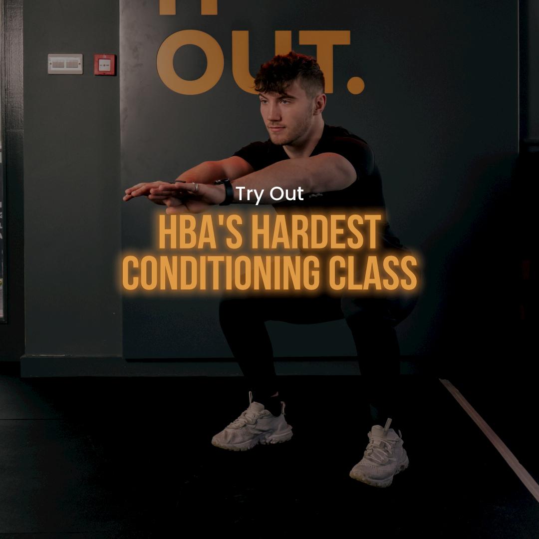 HBA Conditioning Squat