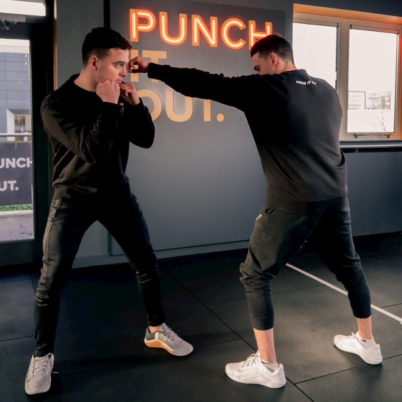 HBA Paddy and Sean Punching