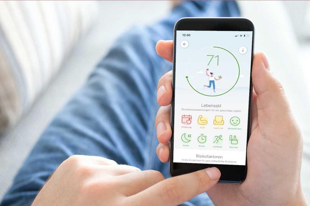 Gesundheits-App