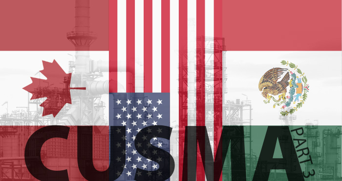 CUSMA Or USMCA | Everything You Need To Know About The New NAFTA - Part 3