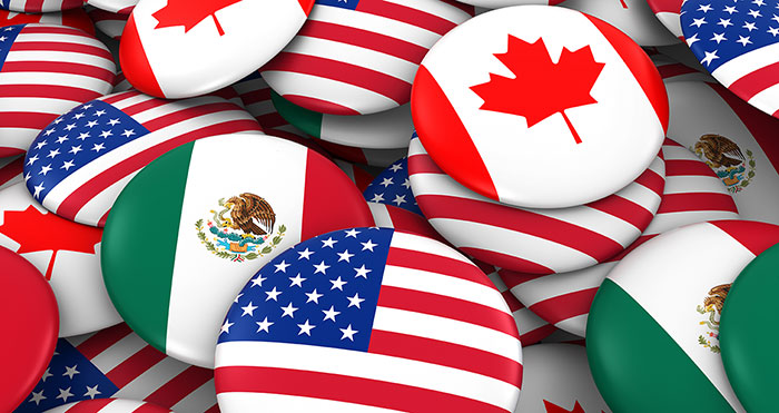 U.S., Canada And Mexico Sign A Revised NAFTA 2.0