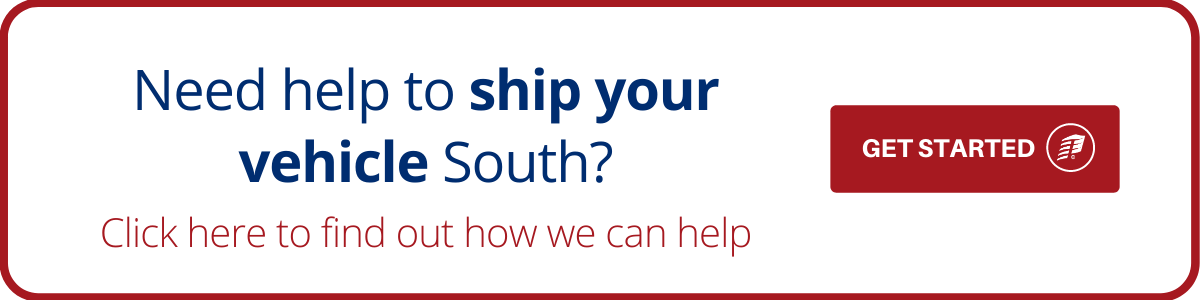 Ship your vehicle into the U.S.