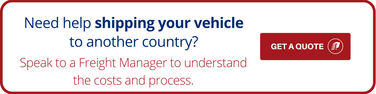 Get A Vehicle Shipping Quote