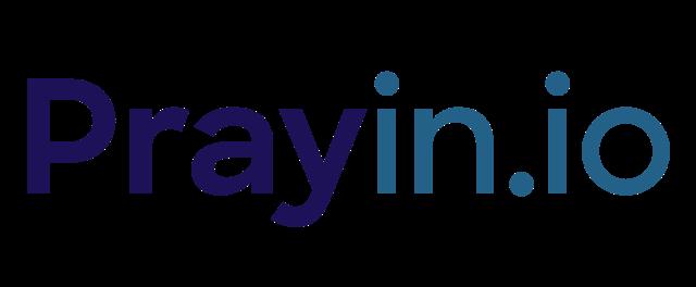 Prayin.io logo
