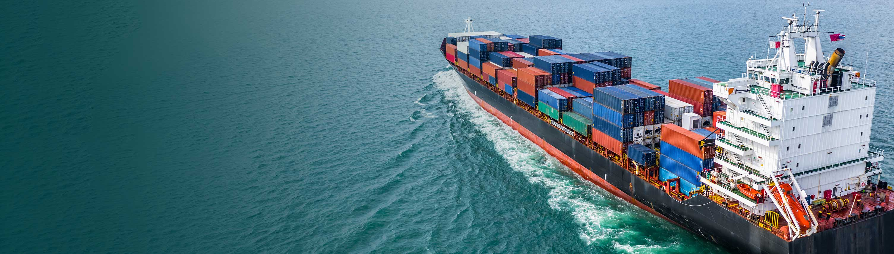 image of ocean container