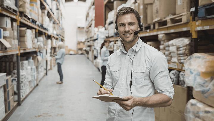 Ecommerce Demand Balancing US Warehouse Supply