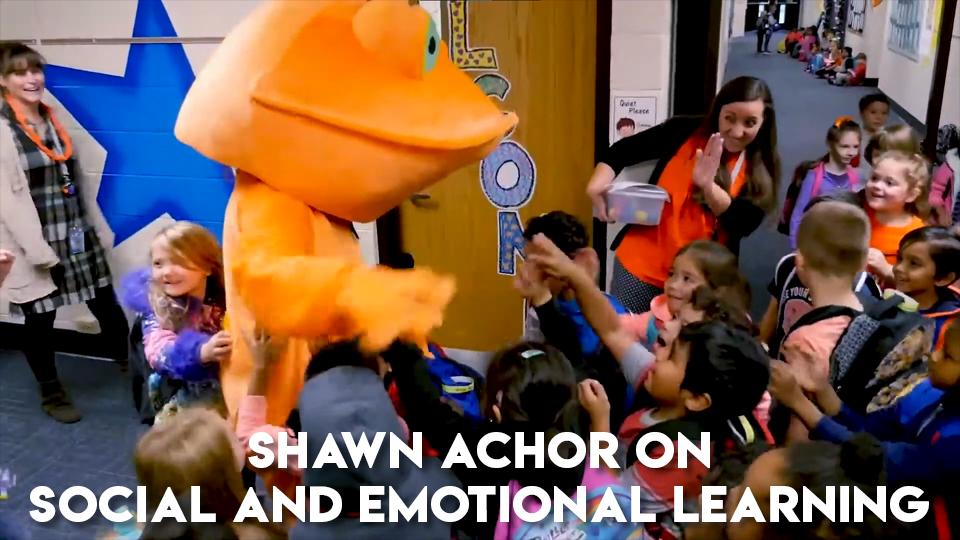 Shawn Achor on SEL