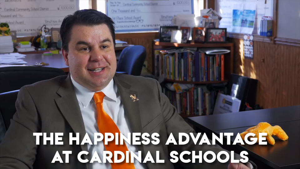 The Happiness Advantage at Cardinal Schools
