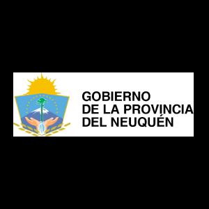 Gobierno de la Provincia de Neuquén Logo