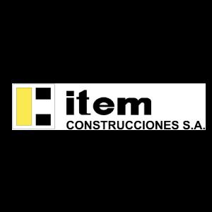 Item Construcciones S.A Logo