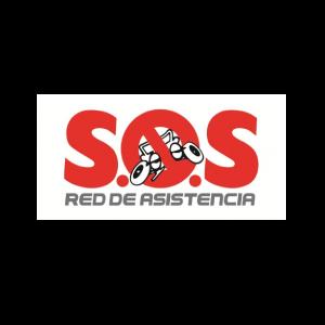 SOS Red de Asistencia Logo
