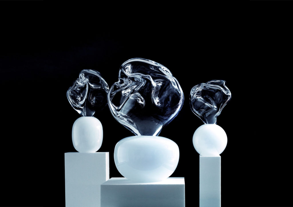 Staffan Holm's Anamorph Objects.