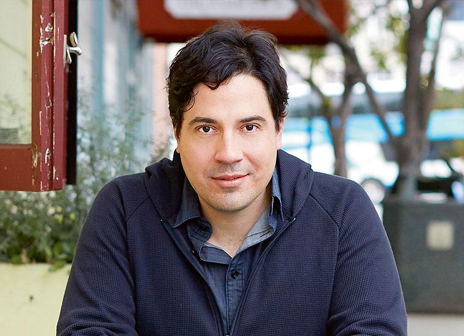 Antonio García Martínez, Ex-Mitarbeiter von Facebook.