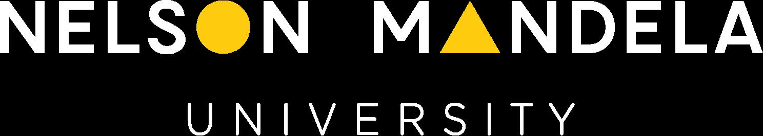 Creative Caterpillar client Nelson Mandela University primary logo.