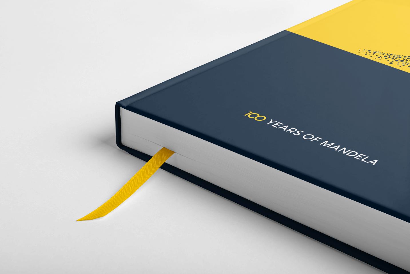 Creative Caterpillar client Nelson Mandela University diary.