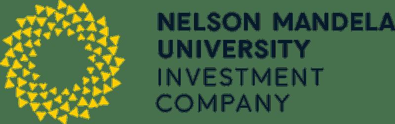 Creative Caterpillar client Nelson Mandela University Investment Company linear logo.