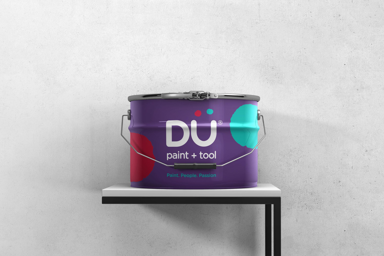 DÜ Paint + Tool Paint Bucket