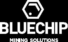 Creative Caterpillar Client Bluechip Mining Solutions Logo