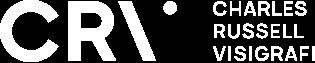 Creative Caterpillar Client Charles Russell Visigrafi Logo