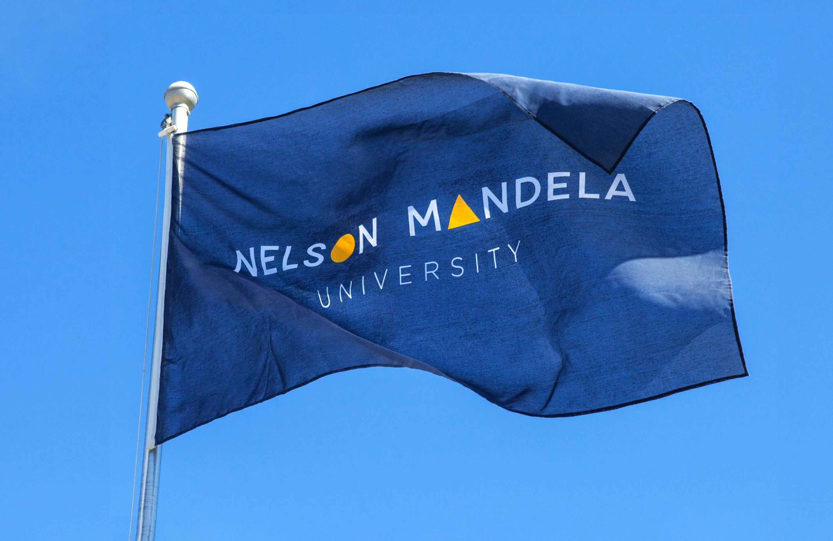 Nelson Mandela University Flag