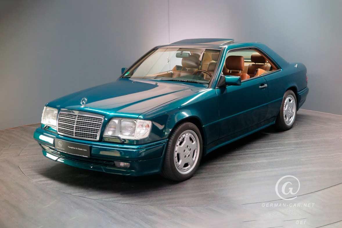 Mercedes E36 AMG Coupé