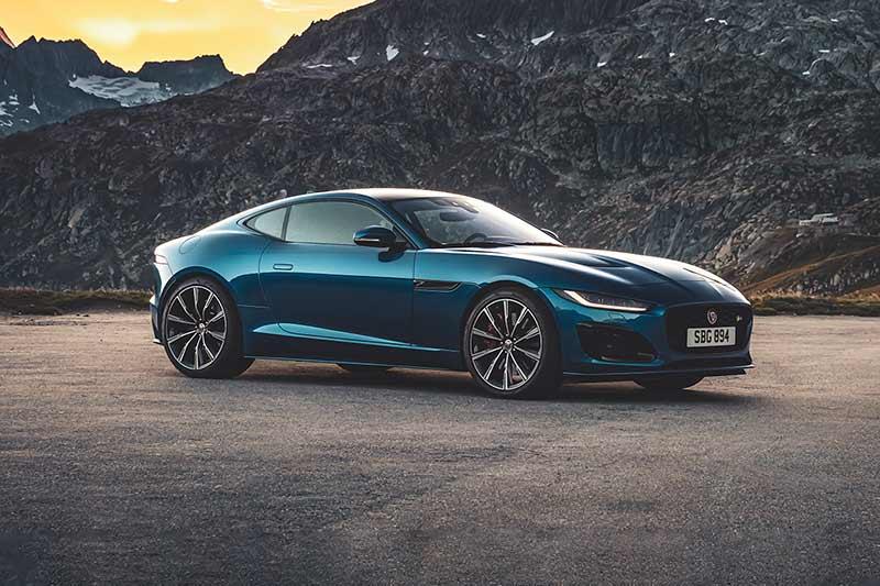 Jaguar Land Rover All-Electric