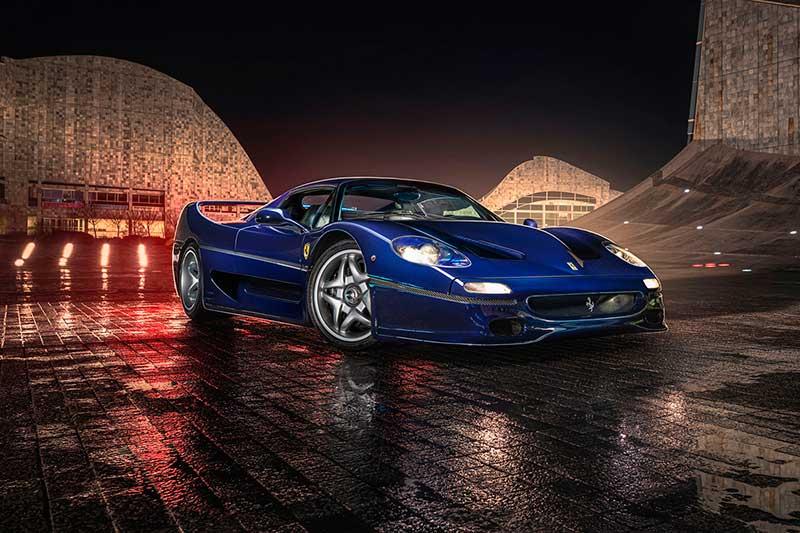 Ferrari F50 Carbono