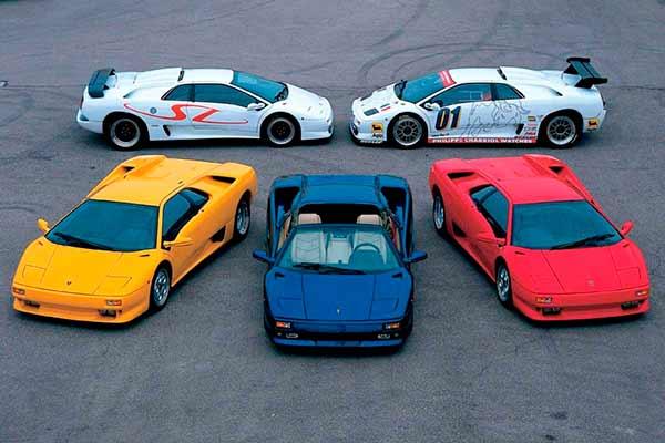 Audi compra Lamborghini