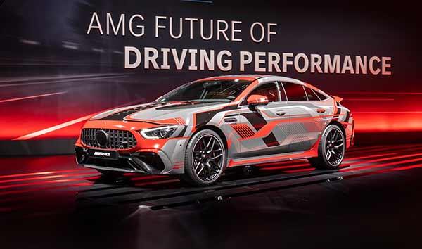 Futuro de Mercedes-AMG