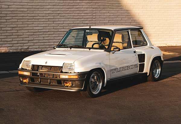 Renault 5 Turbo 2 Rotativo