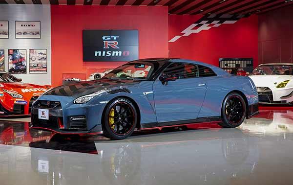 Nissan GT-R Nismo 2022