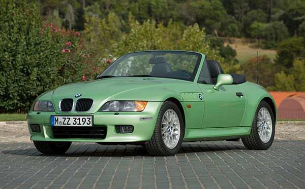 BMW Z3 2.8 pre restyling