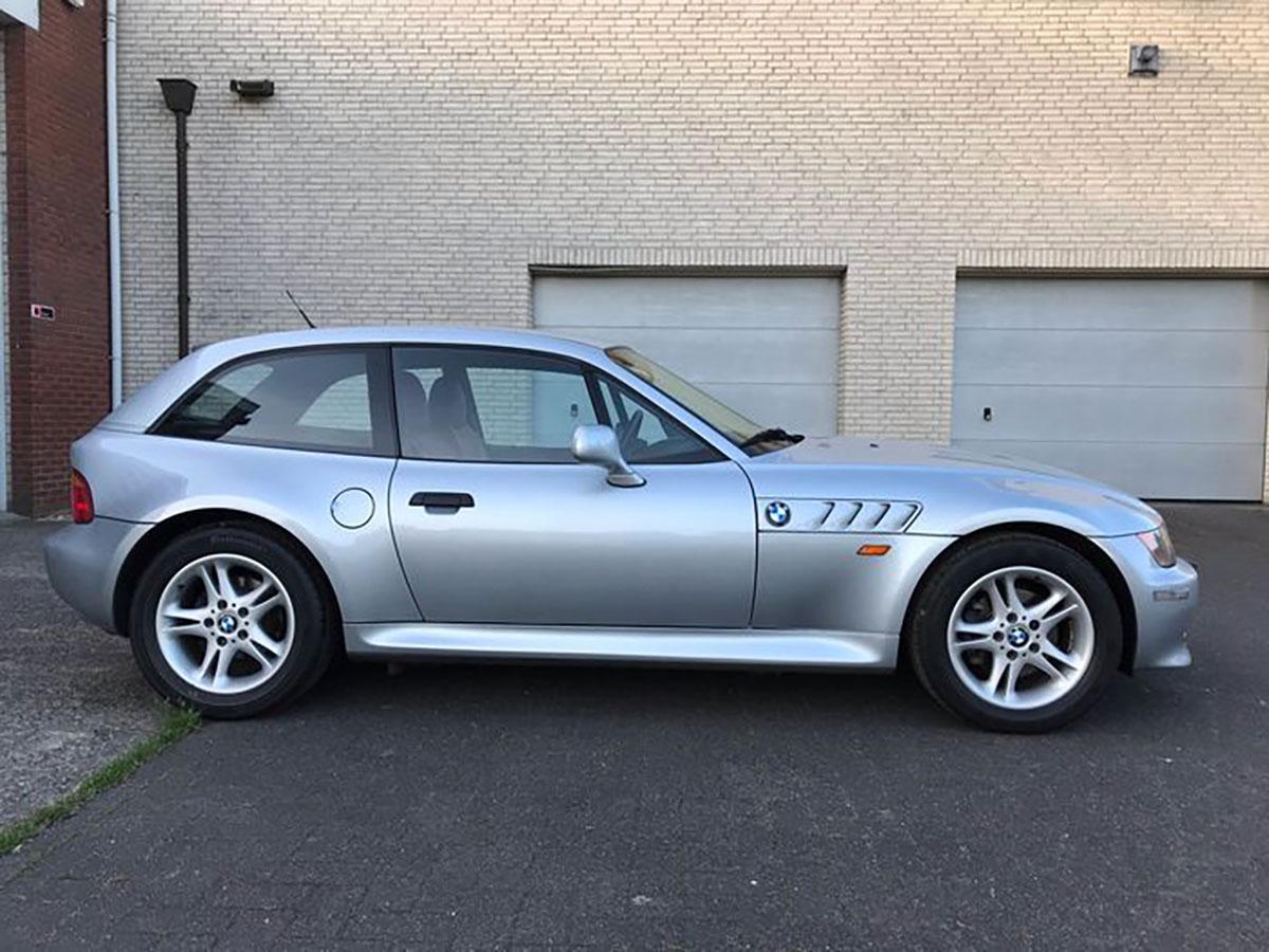 BMW Z3 Coupé 2.8 Pre-Restyling