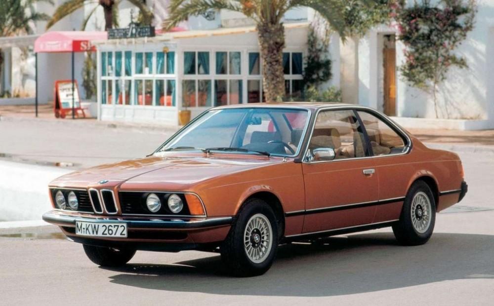 BMW E24 630 CS de 1976