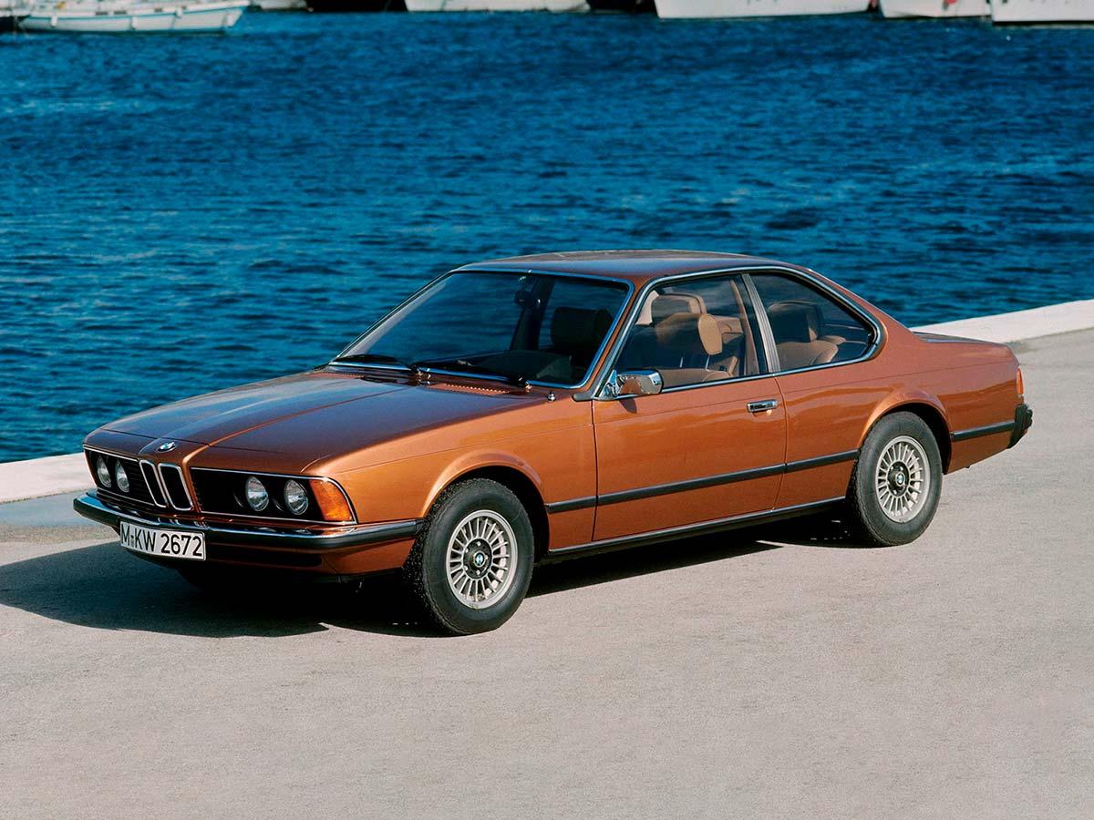 BMW 630 CS