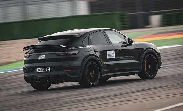 Porsche Cayenne Prototipo 2022