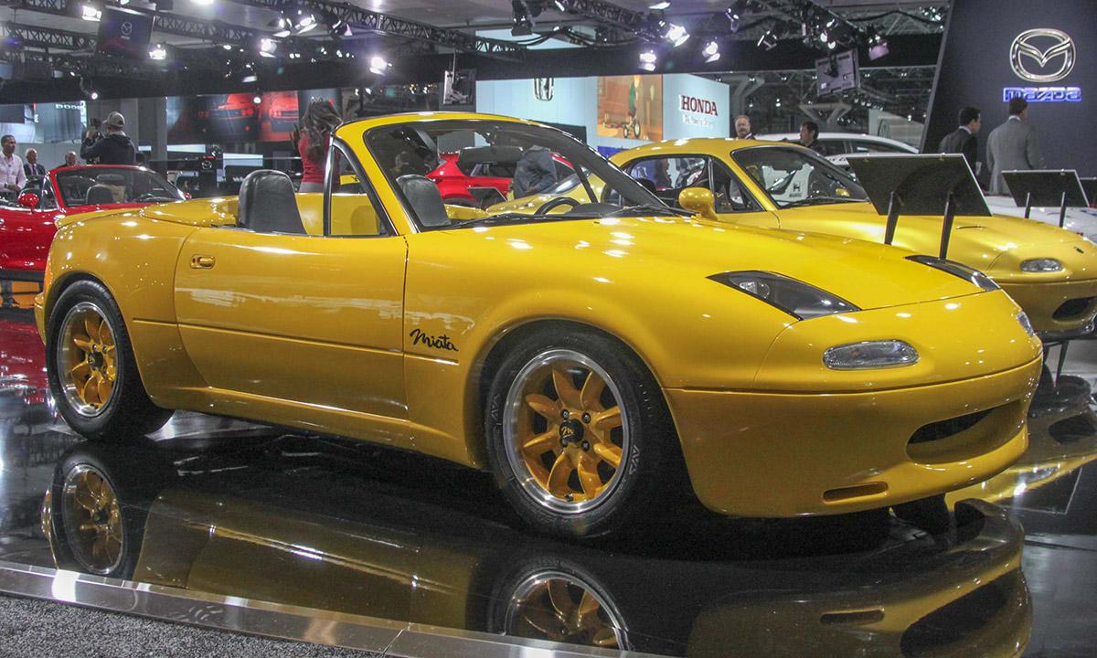 Mazda Miata Club Racer