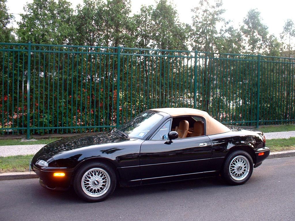 Mazda MX-5 SE 1992