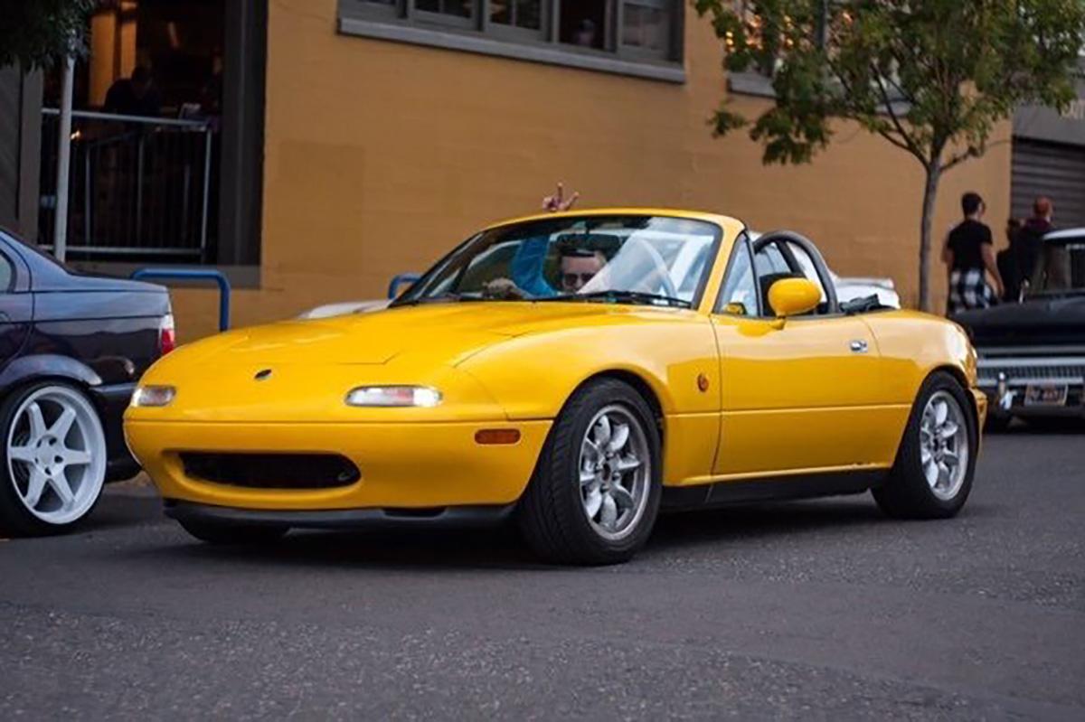 Eunos Roadster J-Limited