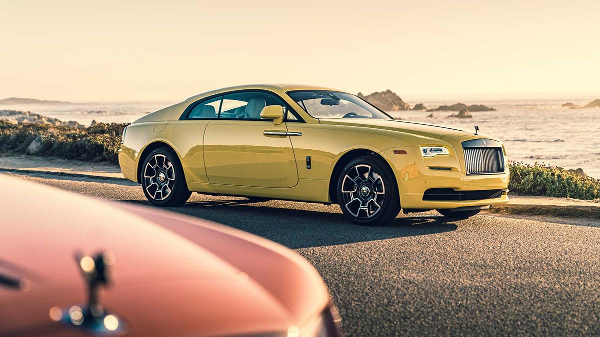 Rolls Royce Wraith Bespoke