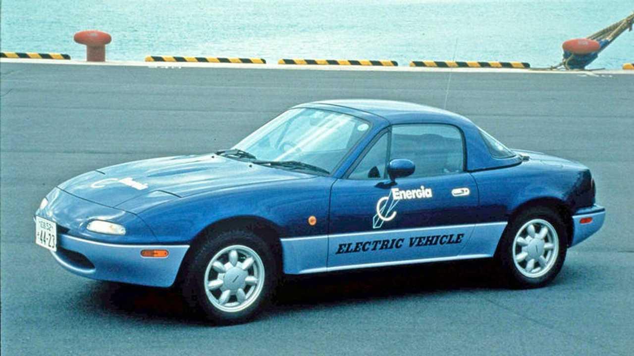 Mazda MX-5 Electric