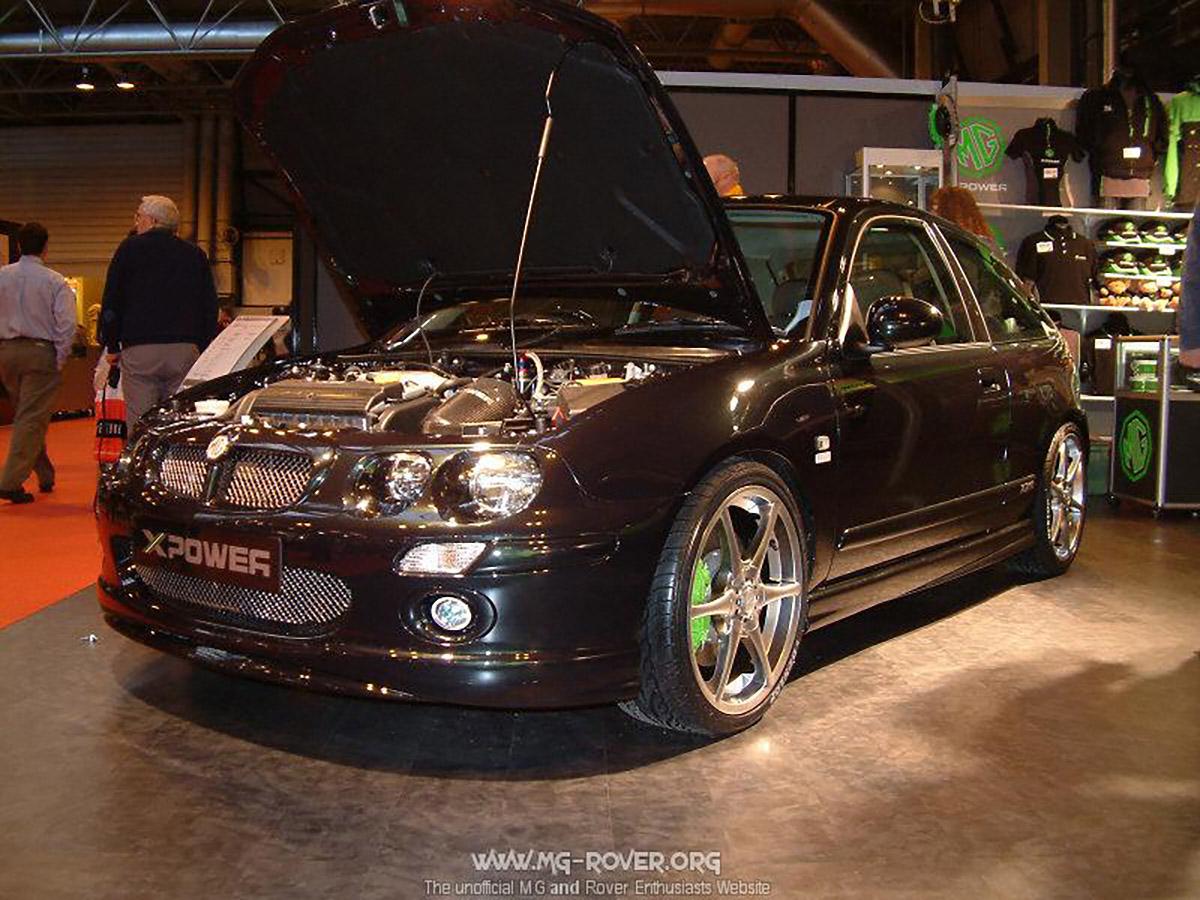 MG X210