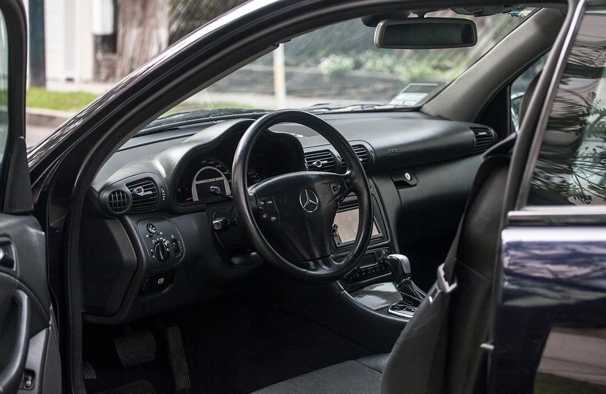 Mercedes C32 AMG Sportcoupé